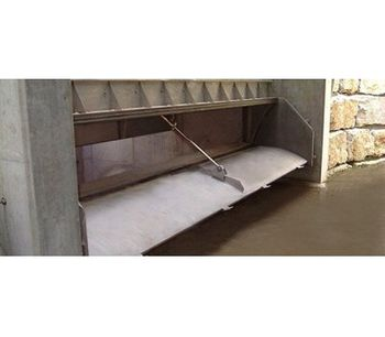 Grande - Model SURE-BEND - Hydraulically Operated Bending Weir System