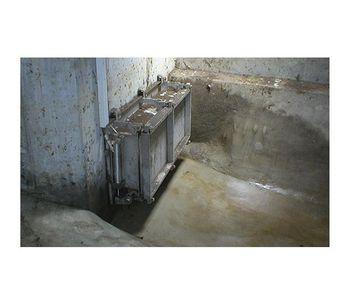 Flushing Gate System-1