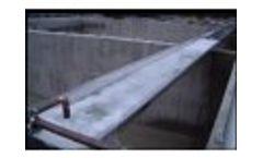 Grande - Model ACU-TIP - Tipping Bucket Sediment Flushing System - Video