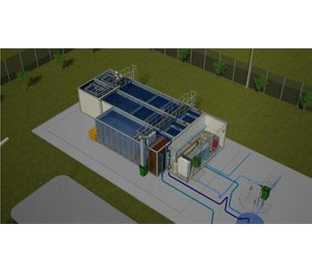 Adipur - Model S2 - Compact Wastewater Treatment Plants
