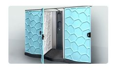 Modular Shower System