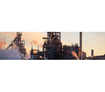 On-line gas, particulate analyzers, flow monitors, data acquisition for steel industry - Metal - Steel