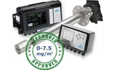 PCME QAL 181 achieves MCERTS Certification for New Range of 0 7.5mg/m³