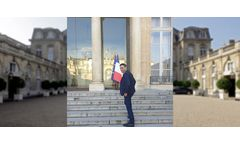 """ENVEA invited to the French Elysée Palace as one of the """"500 champions of the territories"""""""