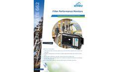 LEAK LOCATE 662 Plus Dust Emission Monitoring System - Datasheet