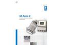 M-Sens 2 Online Humidity Measurement Microwave Sensor - Brochure