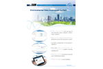 eSAM - Environmental Data Acquisition and Management - Brochure