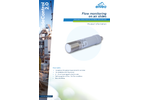 Flow Monitoring on Air Slides - Process Monitoring Systems for Solids - Datasheet