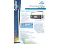 VM-3000 Mercury Vapor Monitor - Datasheet