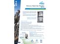 SM-4 Mercury Stack Gas Monitor - Datasheet