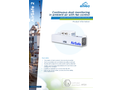 AirSafe 2 Continuous Dust Monitoring in Ambient Air with Fan Control - Datasheet