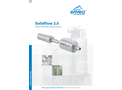 SolidFlow 2.0 Solid Mass Flow Measurement - Datasheet