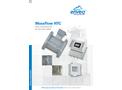 MaxxFlow HTC Flow Measurement for Dry Bulk Solids - Datasheet