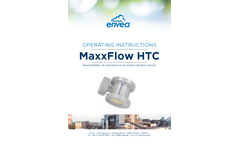 MaxxFlow HTC Measurement of High Mass Flow Rates for Bulk Solids - Operating Instructions