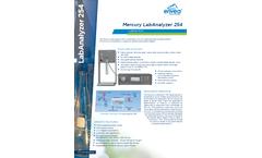 Mercury LabAnalyzer 254 - Datasheet