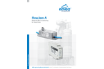 FlowJam A Material Flow Monitoring for Hose Lines - Datasheet