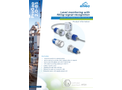 ProGap 2.0-BS Level Monitoring with Filling-Signal-Recognition - Datasheet