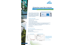 LAS 300 RK Extractive Laser Gas Analyzer - Datasheet