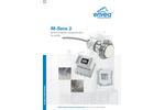 M-Sens 2 Online Moisture Measurement for Solids - Datasheet