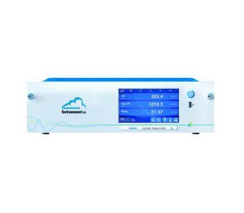 ENVEA (ex Environnement S.A) - Model E-Series - Ecodesigned Criteria Pollutants Analyzers