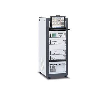 ENVEA - Model EGAS 2M - Engine Exhaust Gas Analysis Systems (EGAS)