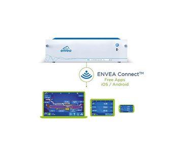 ENVEA - Version ENVEA Connect - App for Analyzer Remote Control