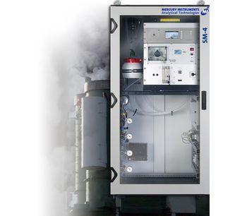 ENVEA - Model SM-4 - Total Mercury Emissions Monitor in Stack Flue Gases