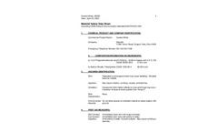 Coolant Mints MSDS (PDF 24 KB)