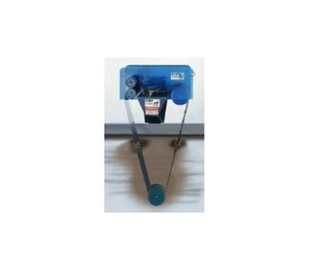 Abanaki Grease Grabber - Belt Oil Skimmer
