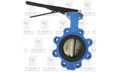 Pioneer - Model D71X - Lug and Wafer Type Butterfly Valve