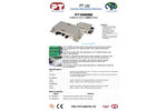 PT Limited - Model PT100SBS - Stainless Steel Summing Boxes - Brochure