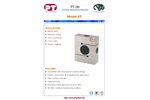 PT - Model ST - Electroless Nickel Plated Tool Steel - Datasheet