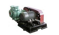 Hebei-Yifan - Model YH(R) - Heavy Duty Slurry Pump