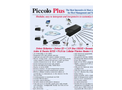 Piccolo - Plus - For Advanced Functionalities Brochure