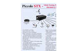 Piccolo - STX - For Vehicle Tracking Brochure