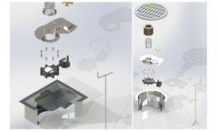 CF-S - Model Drain Guardian Platform - Drain Filter