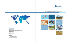 Geomative - Model GD-10 - Advanced Distributed Centralized System Brochure