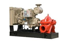Model COS-F Series - Horizontal Split Case Fire Pump (Fire Fighting)
