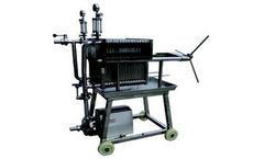 Dazhang - Stainless Steel Filter Press for Fine Filtration
