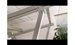 UI Solar Aluminum Carport Video