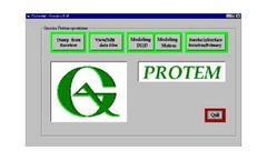 Geonics - Version GSPX7 - Package of Programs Software