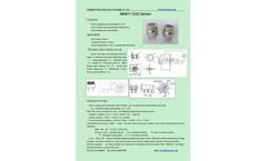 Winsen - Model MG811 - Solid Electrolyte CO2 Gas Sensor Brochure