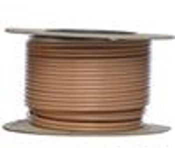 Flex Track - Model 250 FT - Beige Lead Out Wire