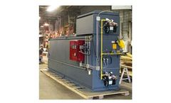 Burn Off Ovens for Plastics, Fiber & Chemicals