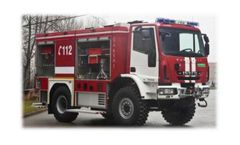 Model 3,500L – 5,000L - Forest Fire Fighting Vehicles Water Tank