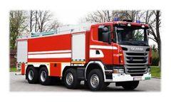 Model 16,000L - Super-Heavyweight Fire & Rescue Vehicle Water Tank