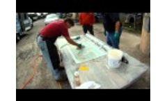 Paints & Coatings Demo & Music Long Version  Video