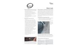 Water Sensor- Brochure
