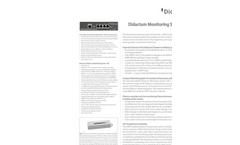 Water Leak Cable Sensor- Brochure