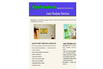 LEAD ANALYSIS SERVICES